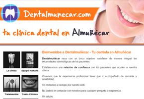 Clínica Dentalmuñécar