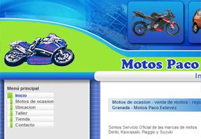 Motos Paco Estévez