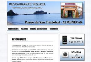 Restaurante Vizcaya Almuñécar